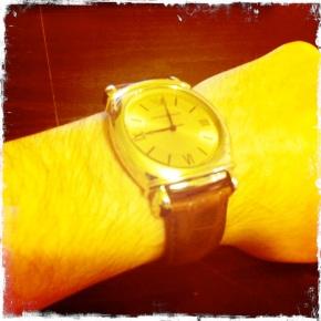G.O. Brixley's timepiece