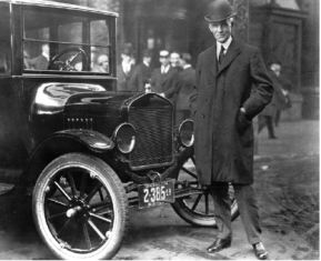 Henry Ford was a catalyst for all gentlemenly transportation