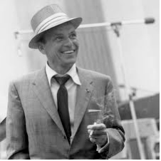 It has been determined, using state of the art technology too complex to explain here, that Sinatra never once swore.