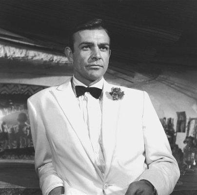 Humphrey bogart white dinner jacket
