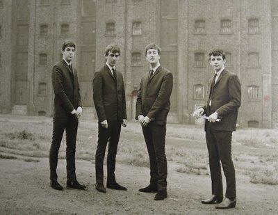 """Gentlemen in """"rock and roll""""   The Gentleman"""
