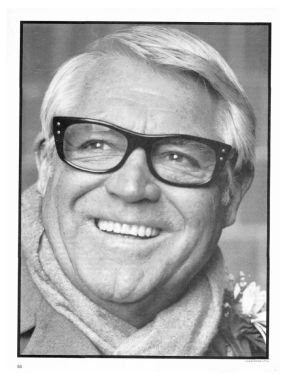 Cary Grant was also the inspiration for Hannibal from The A-Team after his hair changed to a silvery white.