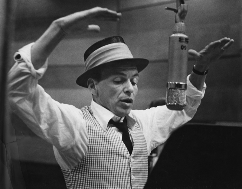 Frank Sinatra In The Wee Small Hours Of The Morning Alta Madrugada