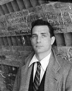 Jack Kerouac changed travel writing with his unique style and the fact that he wrote all of his notes on a fence.