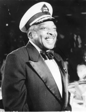 Count Basie had to occasionally leave gigs early to sail his yacht with a poop-deck full of bikini-wearing ladies.