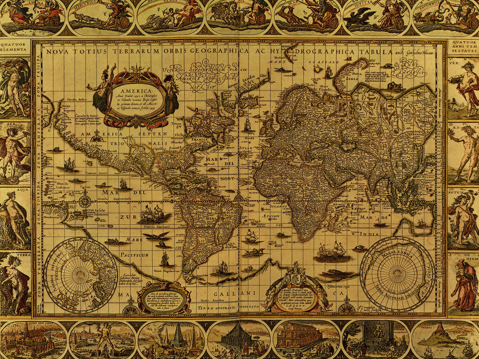 Mapas antiguos para imprimir o curiosear 60  Taringa